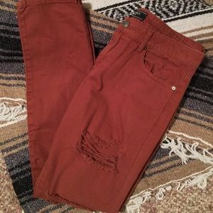 Forever 21 Men's Distressed Sienna Jeans